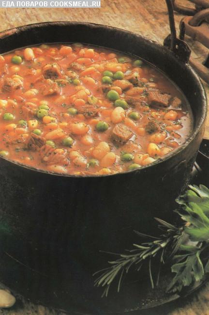 Югославская кухня   Кулинарные рецепты, рецепты блюд, национальная кухня, кухня народов мира.