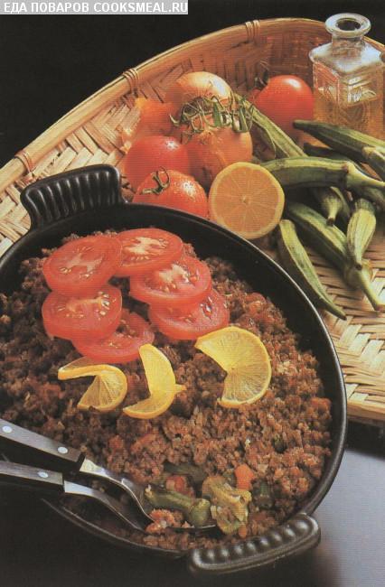 Египетская кухня   Кулинарные рецепты, рецепты блюд, национальная кухня, кухня народов мира.