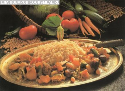 Кухня Туниса | Кулинарные рецепты, рецепты блюд, национальная кухня, кухня народов мира.