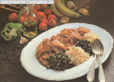 Колумбийская кухня | Кулинарные рецепты, рецепты блюд, национальная кухня, кухня народов мира.
