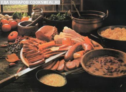 Бразильская кухня   Кулинарные рецепты, рецепты блюд, национальная кухня, кухня народов мира.