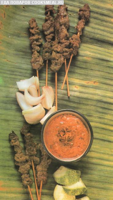 Индонезийская кухня | Кулинарные рецепты, рецепты блюд, национальная кухня, кухня народов мира.