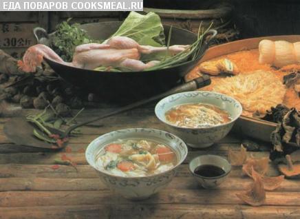 Китайская кухня   Кулинарные рецепты, рецепты блюд, национальная кухня, кухня народов мира.