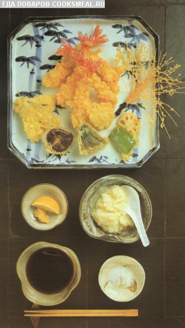 Японская кухня   Кулинарные рецепты, рецепты блюд, национальная кухня, кухня народов мира.