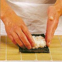 Техника приготовления футомаки (толстых роллов)