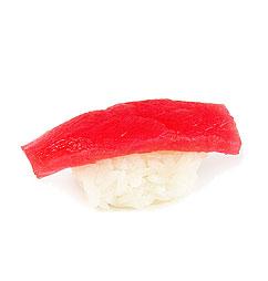 Нигири-суши из тунца (магуро)